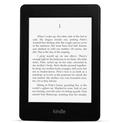 KINDLE PAPERWHITE FIRST