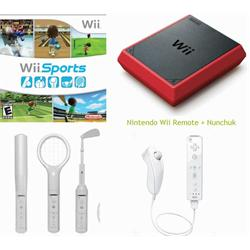 WII SPORTS BUNDLE - RED