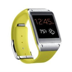 GALAXY GEAR SMART WATCH - LIME GREEN (SM-V700)