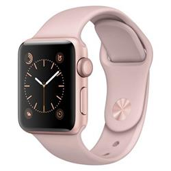 SERIES 2 42MM ROSE GOLD ALUMINUM CASE WITH PINK SAND SPORT BAND