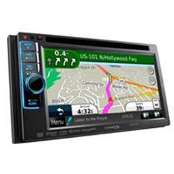 EXCELON AV NAVIGATION W/BLUETOOTH (DNX6190HD)