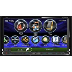 EXCELON AV NAVIGATION W/BLUETOOTH (DNX890HD)