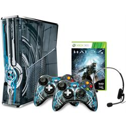 XBOX 360 S 320GB - HALO 4 LIMITED EDITION BUNDLE
