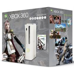 XBOX 360 SUPER ELITE 250GB - FINAL FANTASY XIII BUNDLE