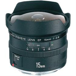 15MM EF F/2.8 FISHEYE